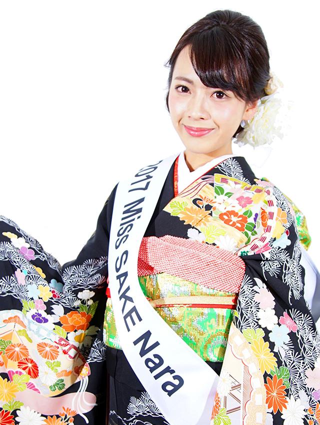 2017 ミス日本酒 奈良 / 鈴木 麻由弥 Mayumi Suzuki